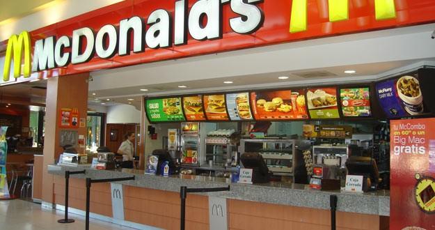 McDonald's reduce el numero de restaurantes en EE.UU. por primera vez en 45 años