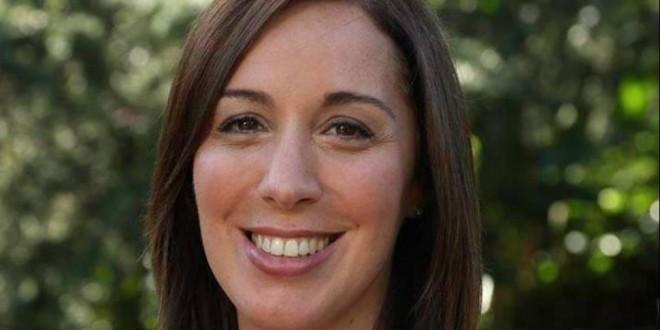 María Eugenia Vidal llevará como compañero de fórmula al presidente de la UCR bonaerense, Daniel Salvador