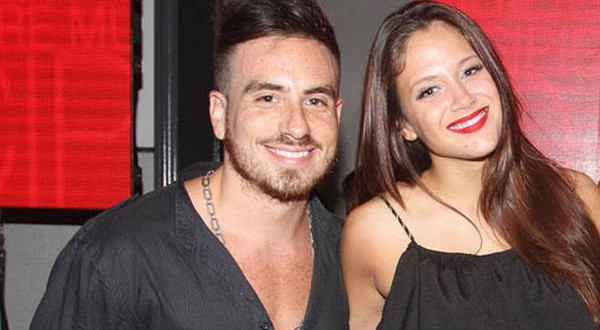 Federico Bal se casa con Barbie Vélez