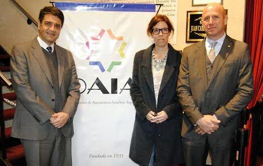 Acusan a Wolff de usar a la DAIA para posicionarse en las listas de Mauricio Macri
