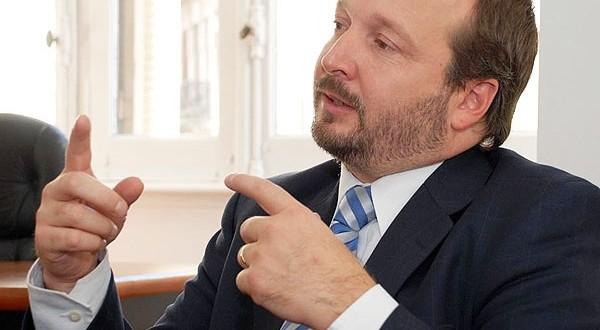 Martín Sabatella es el vice de Aníbal Fernández