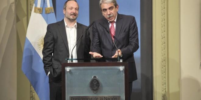 Martín Sabbatella sera el vice de Aníbal Fernández en la provincia de Buenos Aires