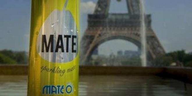 """""""champagne gaucho"""", la gaseosa de yerba mate que es furor en Francia"""