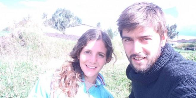 Piden ayuda para Nicolás y Paula , dos argentinos que sufrieron grave accidente
