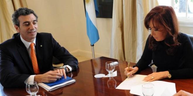 La carta completa de Randazzo a Cristina Kirchner