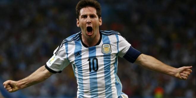 Messi lo quiere todo este año