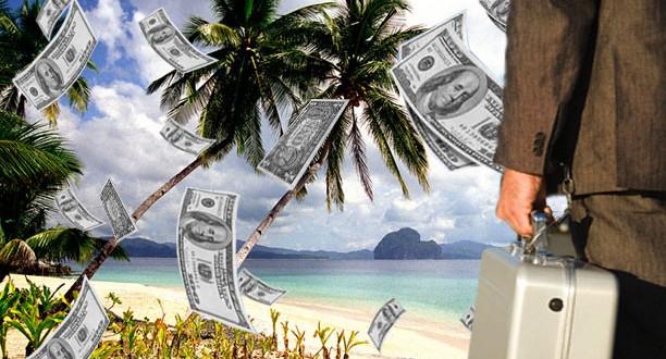 Lista negra de paraísos fiscales