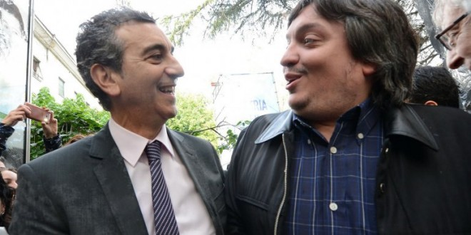 """Randazzo: """"Me encantaría que Máximo Kirchner acompañe en la lista"""""""