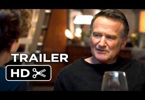 El tráiler de la última película de Robin Williams antes de suicidarse