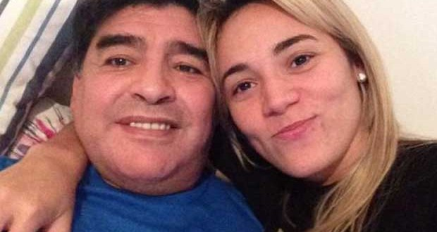 Maradona se separó Rocío Oliva?