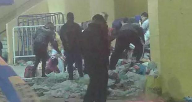Roban y destrozan las donaciones que había pedido Carlos Tevez