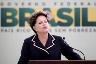 Dilma Rousseff descartó que vaya a renunciar