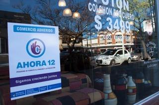 """""""Ahora 12"""" alcanzó 23.723 millones de pesos en ventas"""