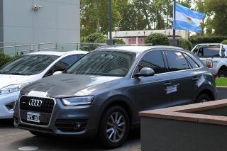 Palmaghini puso a disposición de otro juez el departamento que alquilaba y el Audi que usaba Nisman