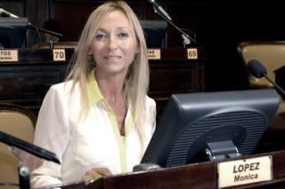 """Mónica López: en el PRO """"saben que no tienen la estructura para gobernar fuera de Capital Federal"""""""