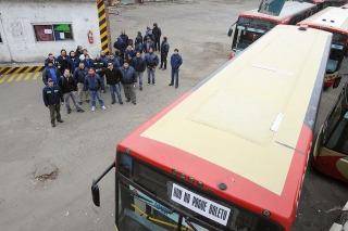 Servini de Cubria prohibió circular a los colectivos de la línea 60