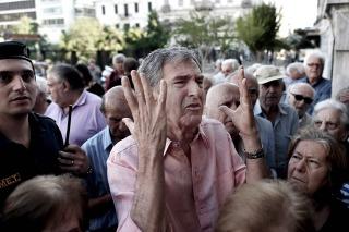 Crisis en Grecia: El orgullo no quita el hambre
