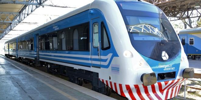 Comenzarán las pruebas del tren 0km entre Neuquén y Cipolletti