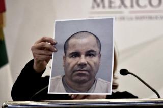 """Ofrecen 4 millones de dólares por información sobre """"El Chapo"""""""