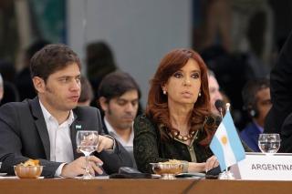 """Cristina Fernández de Kirchner: """"Se hace mucho hincapié en lo económico, pero los conflictos en el mundo siguen siendo políticos"""""""