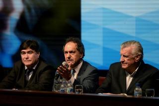 Scioli consideró que la minería generará millones de dólares y trabajo