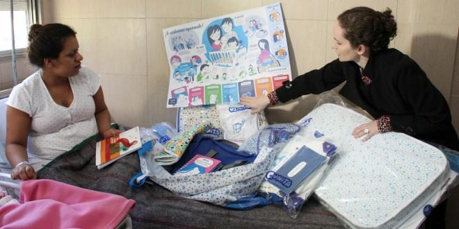 Entregaron los primeros kits del programa Quinita