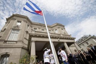 Cuba reabrió su embajada en EEUU