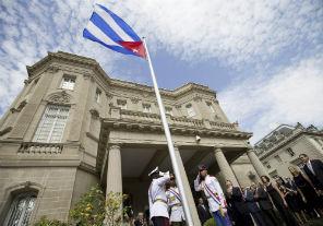 Satisfacción por el restablecimiento de las relaciones diplomáticas entre Cuba y Estados Unidos