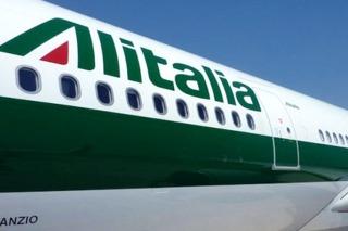 Alitalia cancela el 15% de sus vuelos