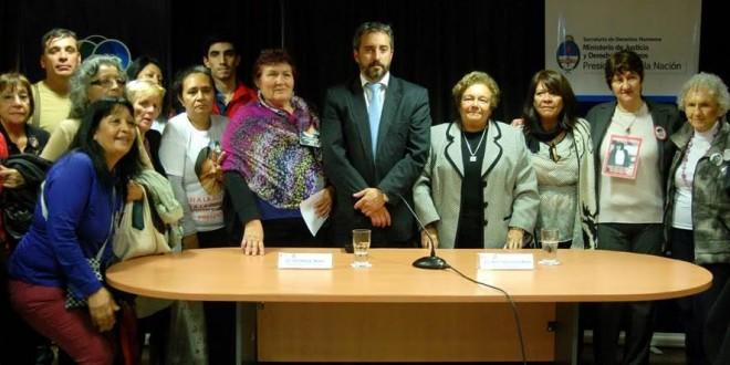 Convenio para el patrocinio legal de víctimas de violencia institucional