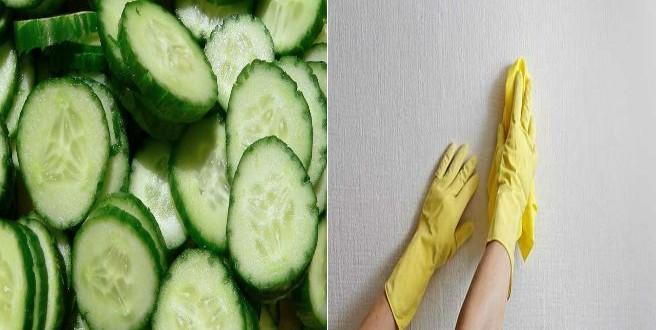 Alimentos que también sirven como productos de limpieza