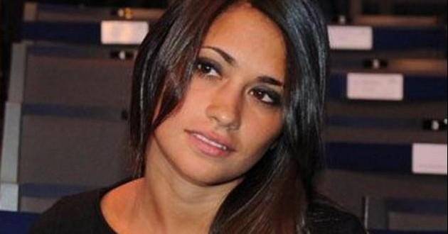 Internaron a Antonella Roccuzzo, pareja de Lionel Messi