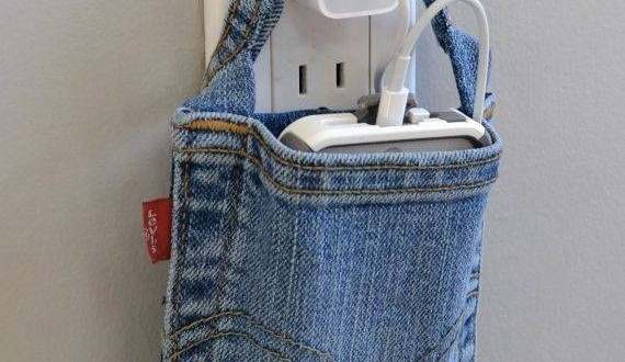 Cosas que puedes hacer con un jean viejo