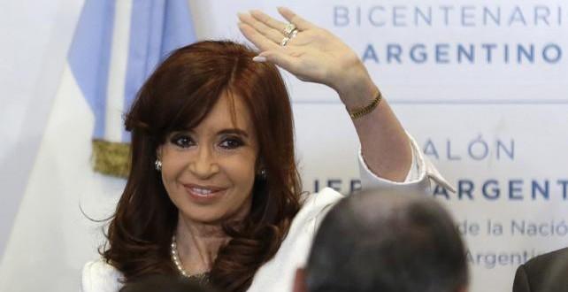 Cristina Kirchner presenta un cuadro de laringitis aguda