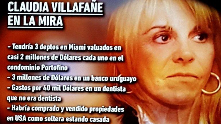 Diego Maradona denunciaría a Claudia Villafañe ante la AFIP por evasión agravada
