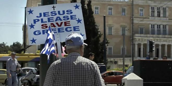El FMI ofreció a Grecia una quita del 30% de su deuda