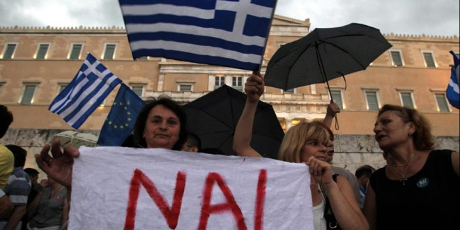 Grecia entró en default