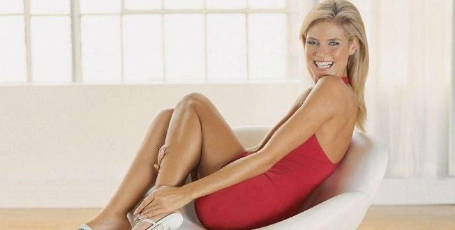 Heidi Klum aseguró sus piernas por 2 millones de dólares