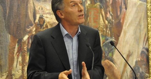 """Mauricio Macri: """"Los planes sociales van a continuar"""""""