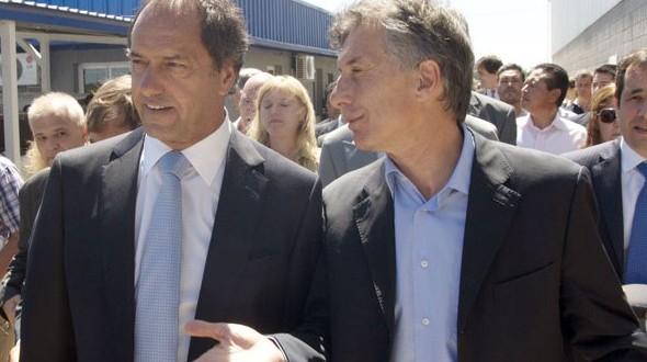 Según una encuesta de Mora y Araujo , Macri le ganaría el ballotage a Scioli