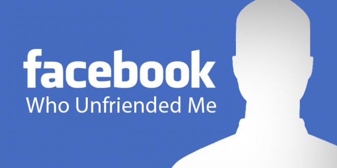 Como saber quién te eliminó de Facebook