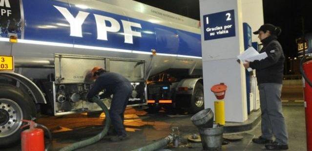 Aumentaron nuevamente las naftas