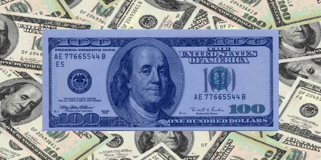 El dólar blue salto 23 centavos a $ 13,85