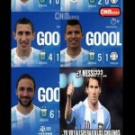 Los memes antes de la final entre Argentina y Chile por la Copa America