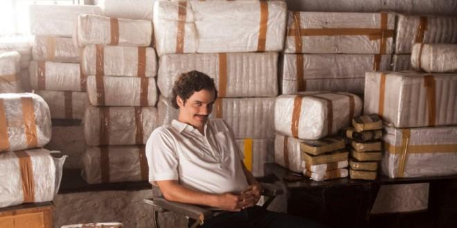 El tráiler de Narcos , la nueva serie basada en la vida de Pablo Escobar
