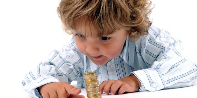 Por qué los niños tienen que aprender a administrar el dinero