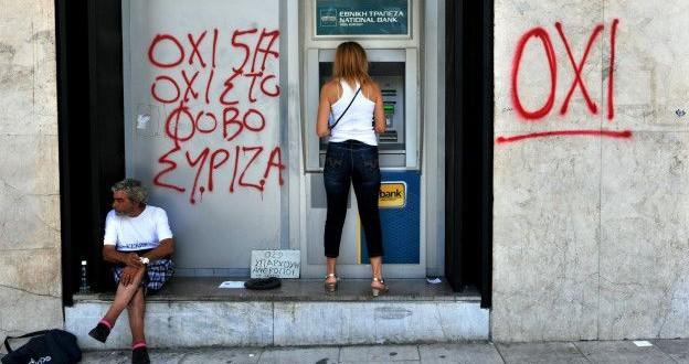 El sistema bancario griego podría quedar en bancarrota el próximo lunes 13 de julio