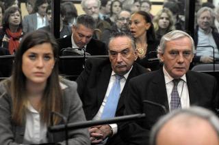 Continuó el juicio por encubrimiento del atentado a la AMIA Sin Menem