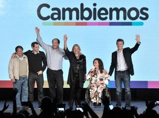 La alianza Cambiemos se impuso en la ciudad de Buenos Aires