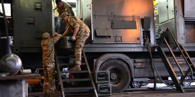 El Ejército asiste a los afectados por las inundaciones